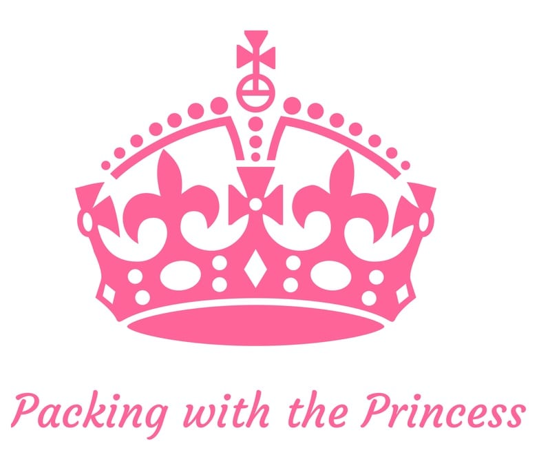 Packing with the Princess graphic