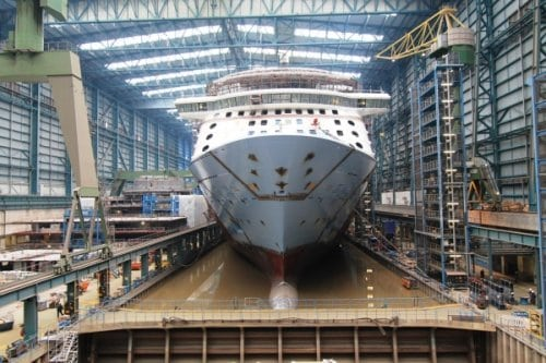 Quantum of the Seas Ushers in 21st Century Technology