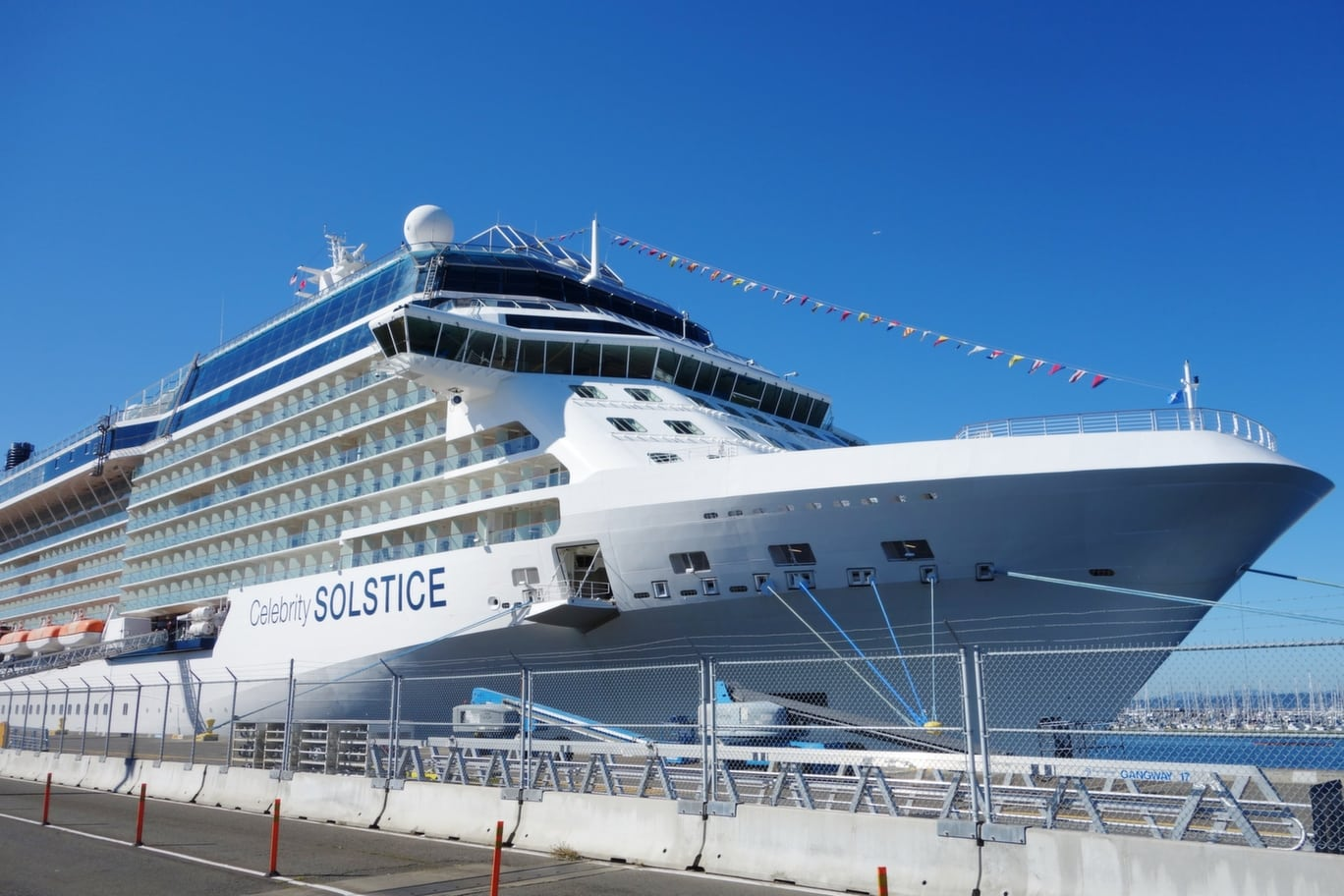 Celebrity Infinity inside passage Alaska cruise - Review ...