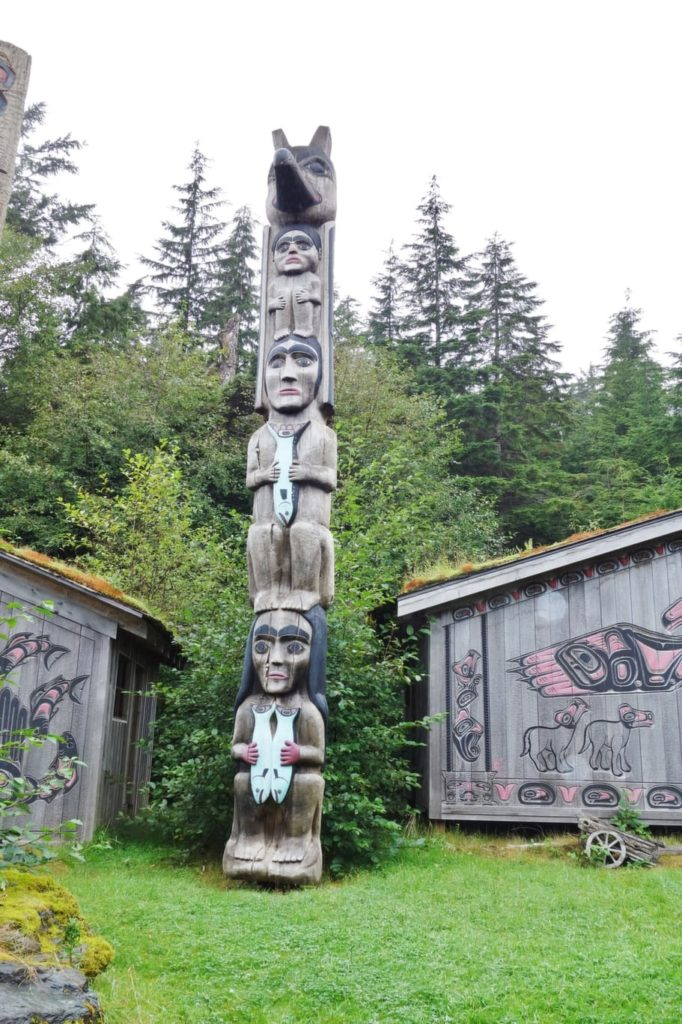 Ketchikan Highlights and Totem Pole Park