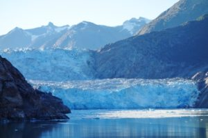 Alaska, Cruise, Sawyer Glacier, Celebrity Solstice, Tracy Arm Fjord