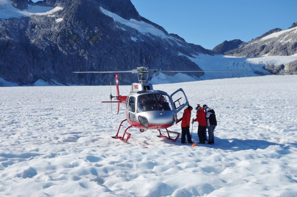 Mendenhall Glacier Helicopter Tour