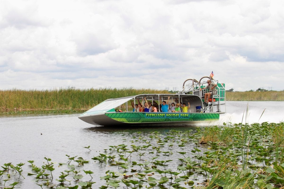 Everglades Airboat Ride Excursion Review Eatsleepcruise Com