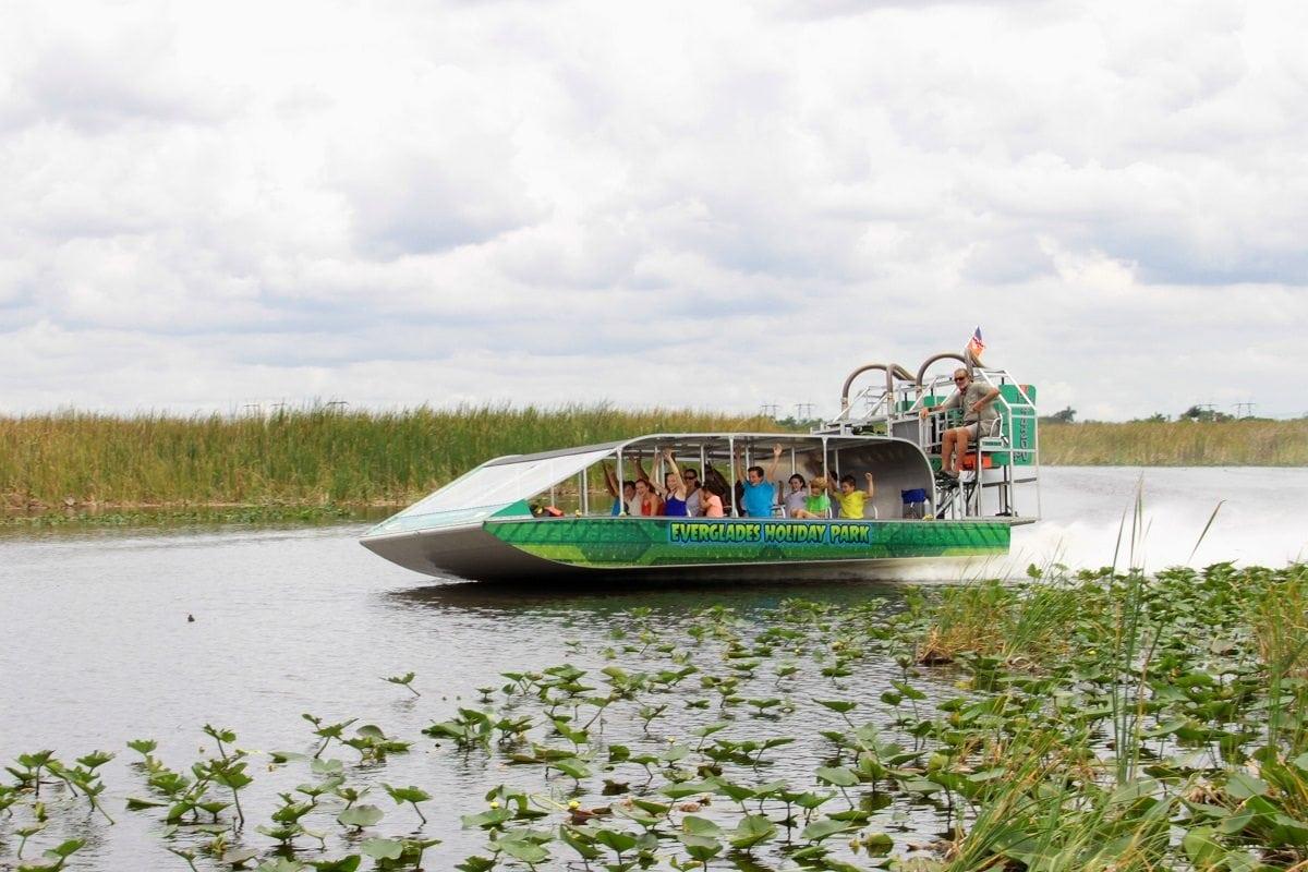 Everglades Airboat Ride Excursion Review Eatsleepcruise Com