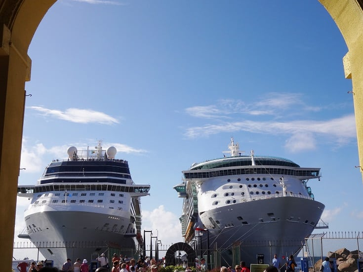 Picking the Perfect Ship for Your Cruise:  A Comparison of the Largest Cruise Ships in the World