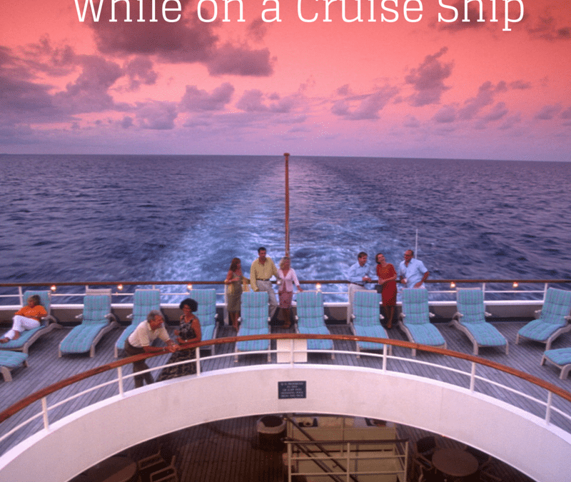 Staying Safe on a Cruise Ship: Preventing Falls While Cruising