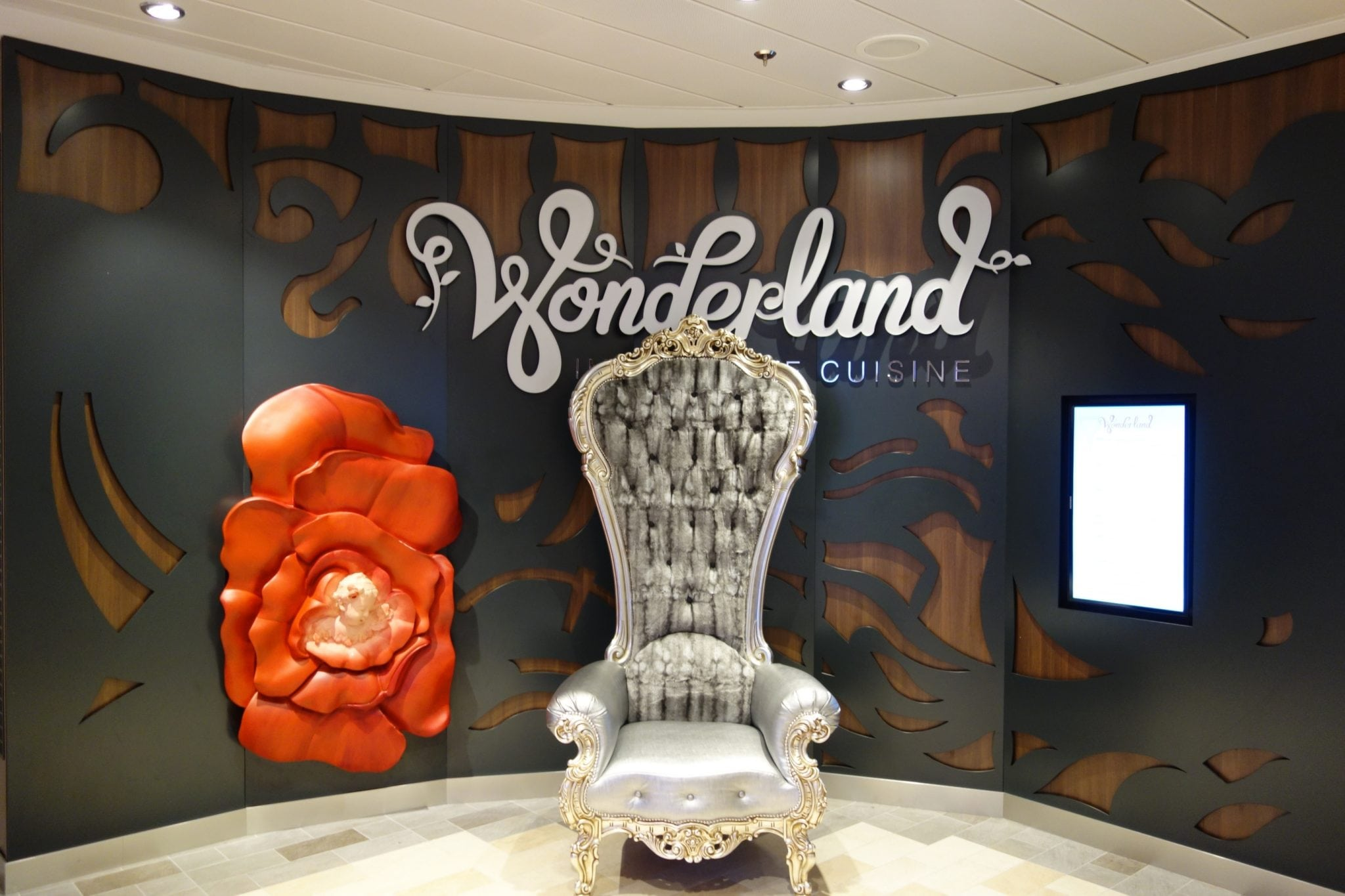Dynamic Dining Review Wonderland