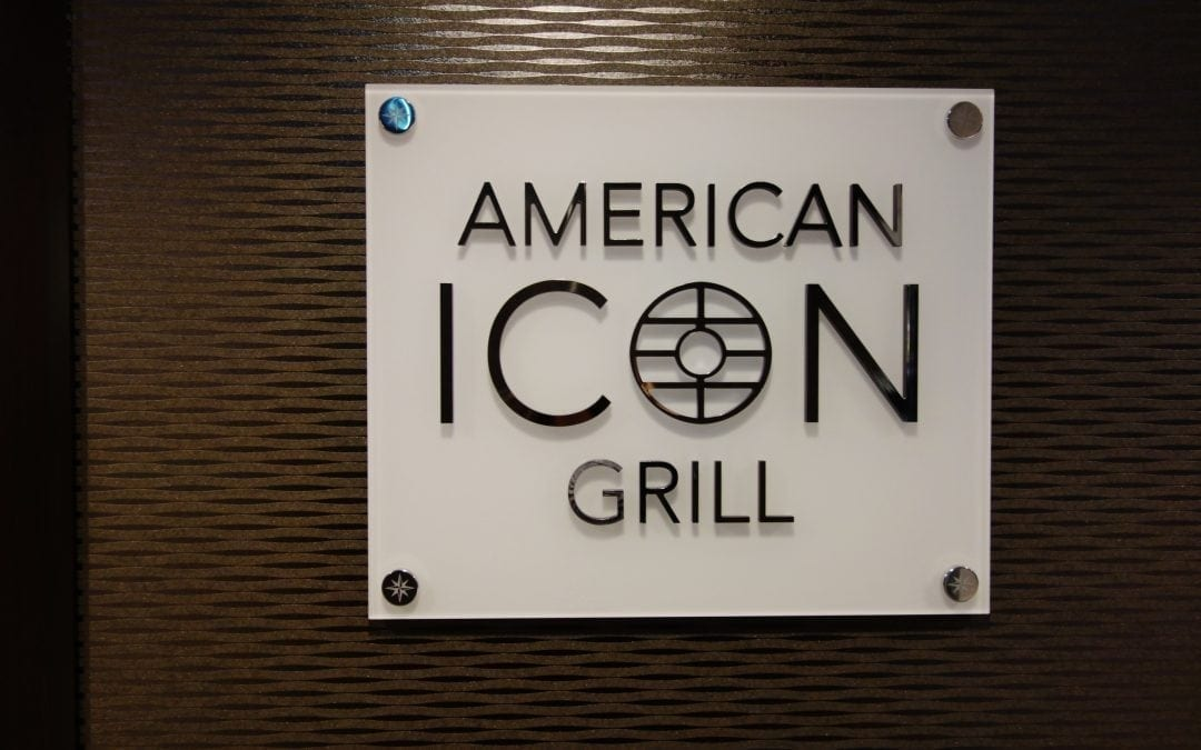 Quantum of the Seas: Dynamic Dining Review American Icon Grill