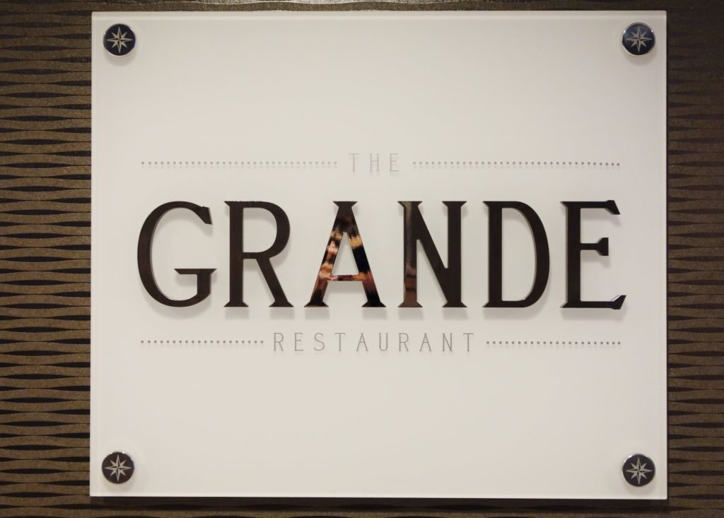Dynamic Dining Review Grande