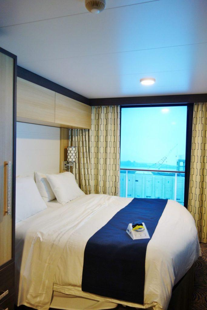 Views From Quantum Of The Seas Virtual Balconies