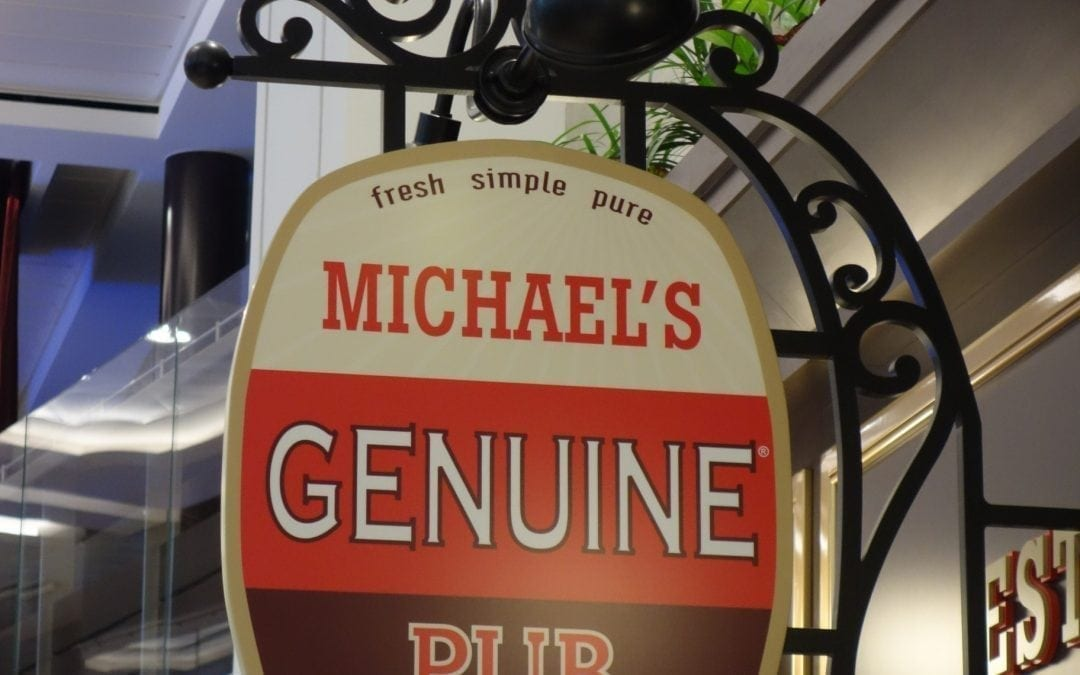 Quantum of the Seas Michael's Genuine Pub Review