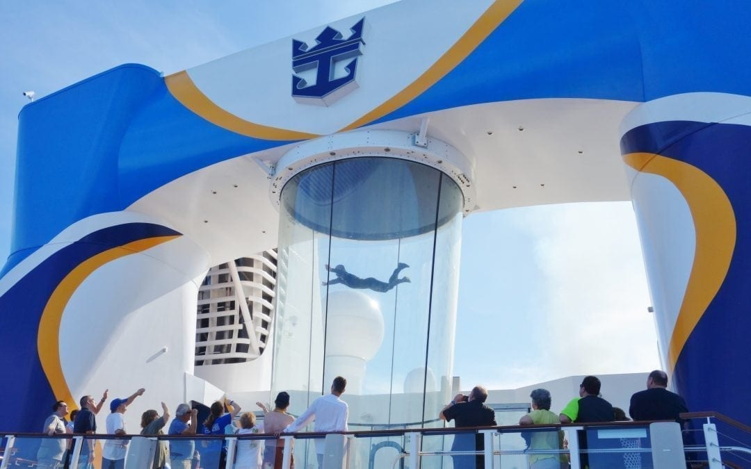 Ripcord by iFLY on Quantum of the Seas