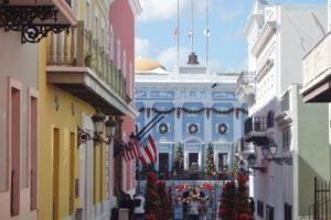 San Juan Old and New Tour