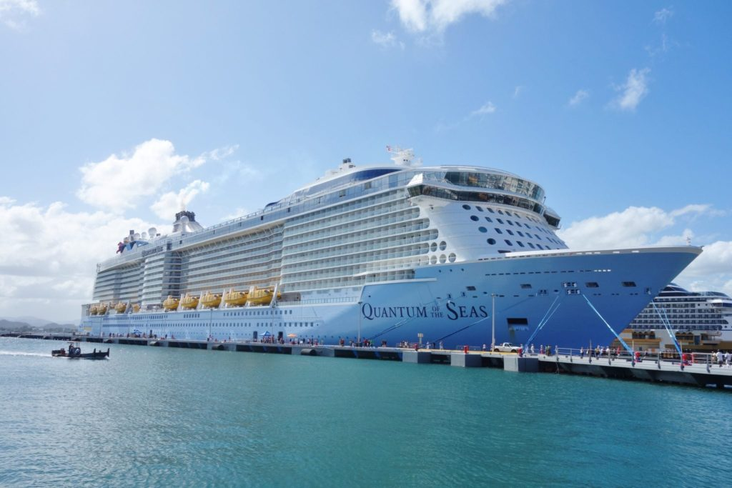 Quantum of the Seas Dynamic Dining Review