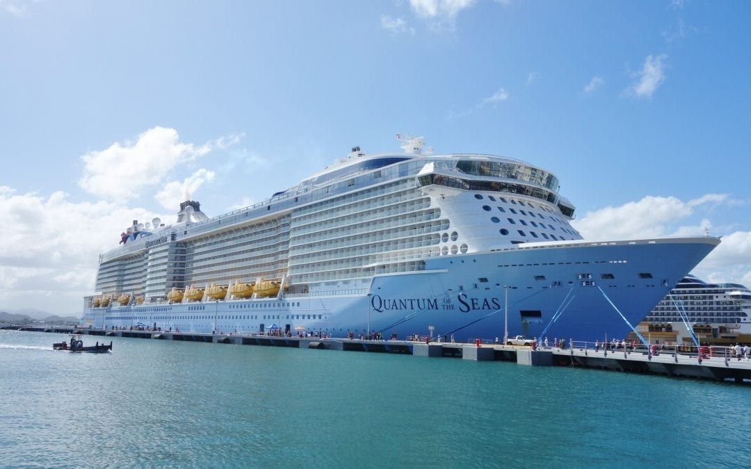 Royal Caribbean Orders Fourth Quantum-class Ship