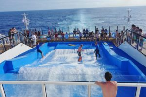 Cruise Ship Water Parks