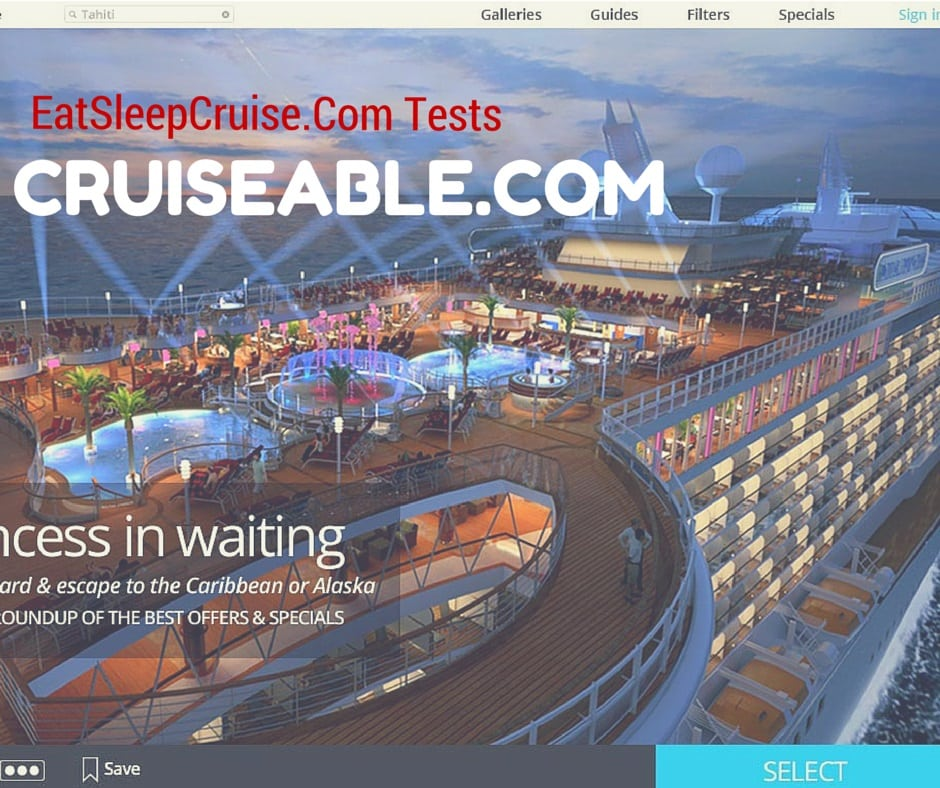 Testing Out Cruiseable Com A New Way To Discover Cruising