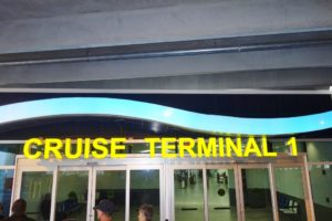Enchantment of the Seas Review Terminal