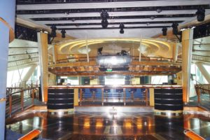 Inside Viking Crown Lounge Enchantment of the Seas Review