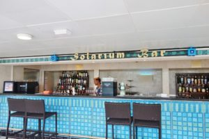 Solarium Bar Enchantment of the Seas Review