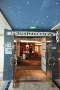 Spa Enchantment of the Seas Review