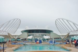 Pool Deck Enchantment of the Seas Review