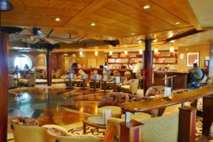 Inside Boleros Enchantment of the Seas Review