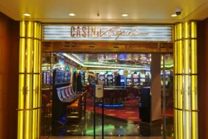 Casino 1 Enchantment of the Seas Review