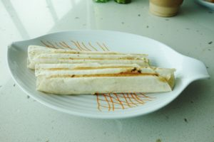 Breaktfast Burrito 1 Enchantment of the Seas Review