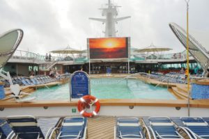 Sunny Deck 2 Enchantment of the Seas Review
