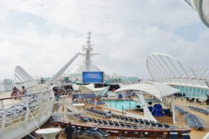 Sunny Deck 1 Enchantment of the Seas Review