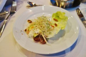 Chicken Salad Enchantment of the Seas Review