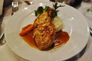 Grilled Chicken 2 Enchantment of the Seas Review