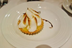 Dessert 2 Enchantment of the Seas Review
