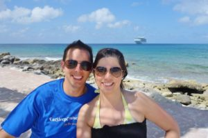 Coco Cay Selfie Enchantment of the Seas Review
