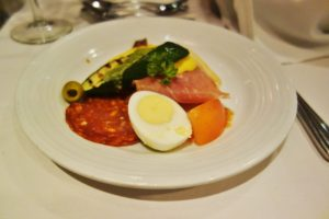 Antipasti Enchantment of the Seas Review