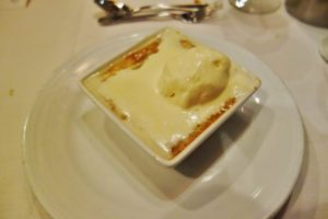 Bread Pudding Enchantment of the Seas Review