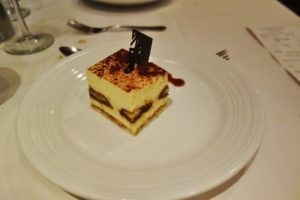 Tiramisu Enchantment of the Seas Review