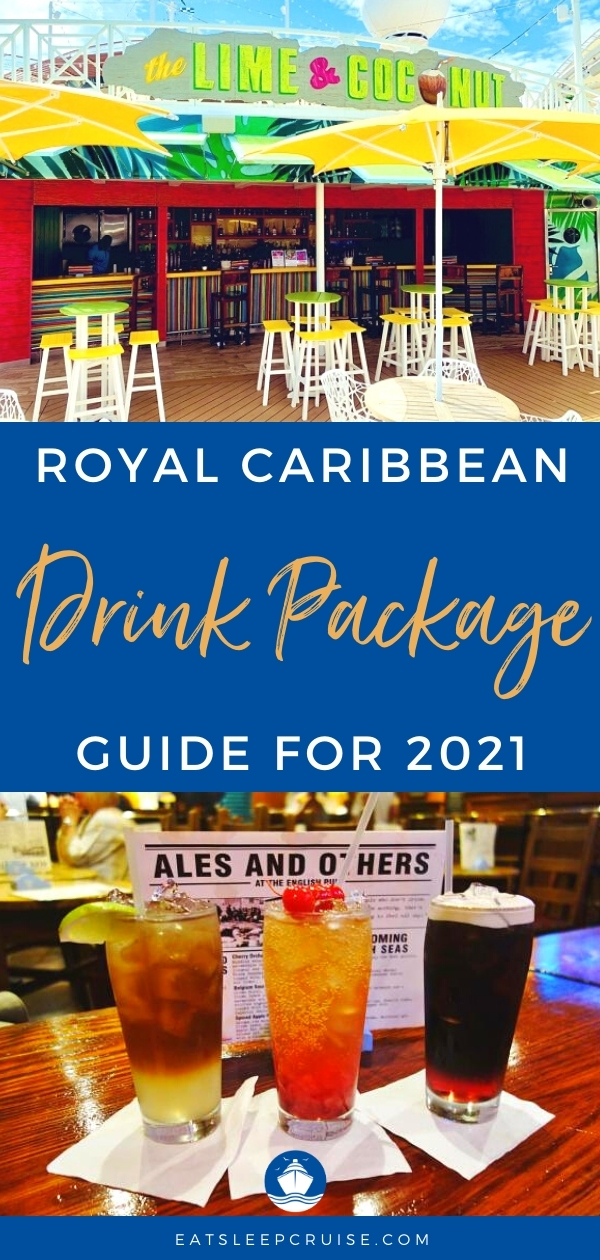 royal caribbean drink packages for 2021