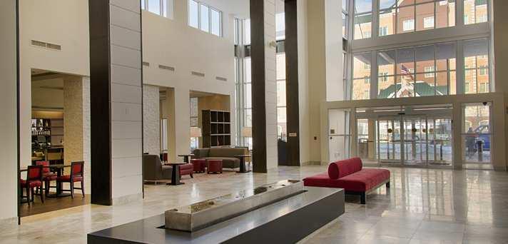Embassy Suites Elizabeth NJ Review