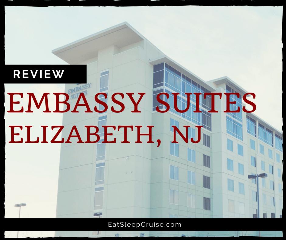 Embassy Suites Elizabeth NJ