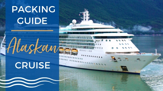 image about Printable Packing List for Alaska Cruise identify What in the direction of Pack for an Alaskan Cruise - 2019 Variation