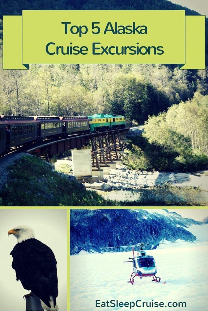 Top 5 Alaska Cruise Excursions