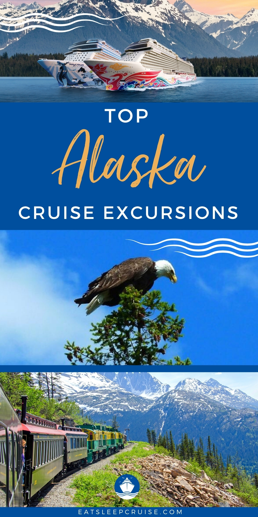 Top Alaska Cruise Excursions