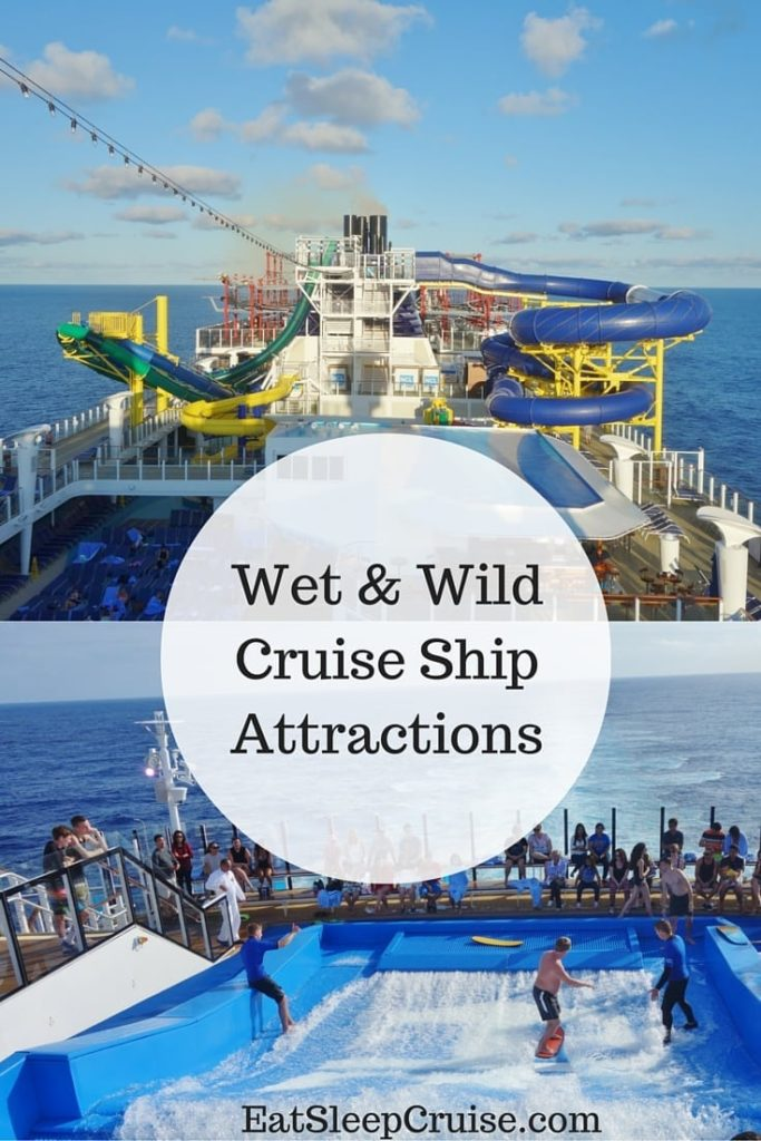 Cruise Ship Waterparks