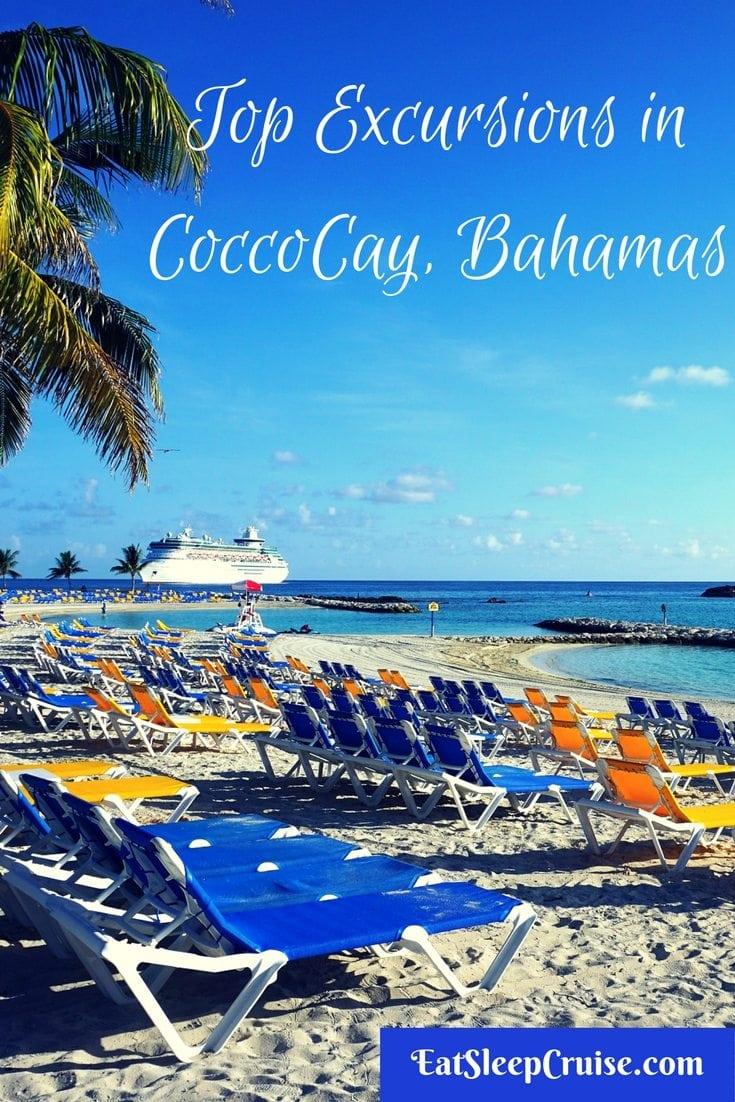 Top Excursions in CocoCay, Bahamas
