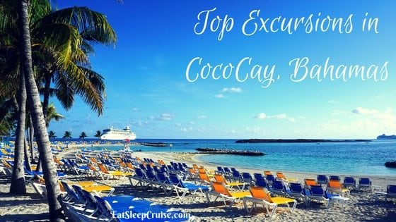 Top Excursions in CocoCay, Bahamas