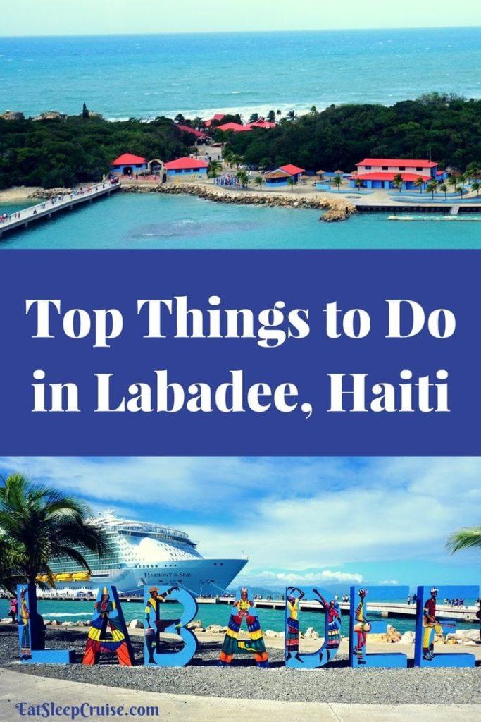 top things to do in labadee haiti eatsleepcruisecom