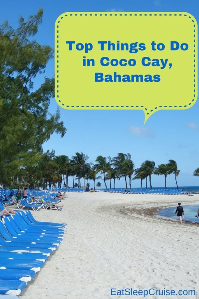 Top Things to Do in Coco Cay