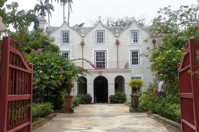 Barbados Stnicholasabbey2 Eatsleepcruise Com